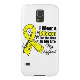 Boyfriend Hero in My Life Sarcoma Cases For Galaxy S5
