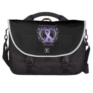 Boyfriend - In Memory Heart Hodgkins Disease Bag For Laptop