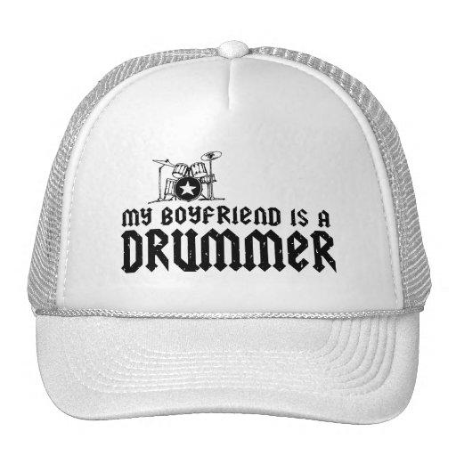 Boyfriend is a Drummer Trucker Hat