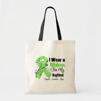 Boyfriend - Lymphoma Ribbon Canvas Bags