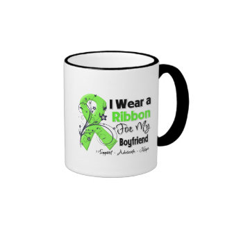 Boyfriend - Lymphoma Ribbon Ringer Coffee Mug