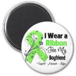 Boyfriend - Lymphoma Ribbon Refrigerator Magnets