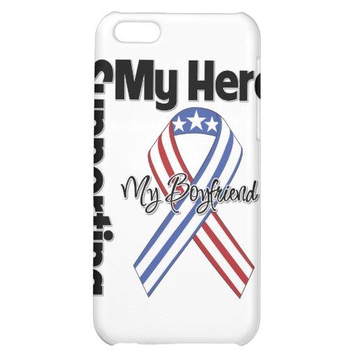 Boyfriend - Military Supporting My Hero iPhone 5C Covers