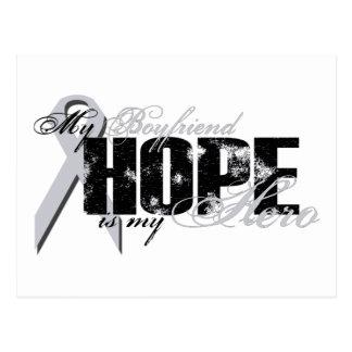 Boyfriend My Hero - Lung Hope Postcard