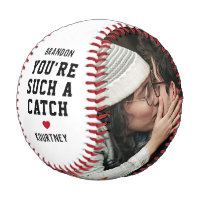 Boyfriend Photo Baseball