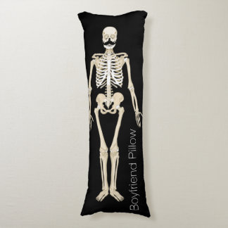 Boyfriend Skeleton Body Pillow