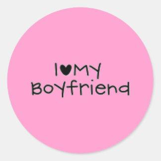 Boyfriend Sticker