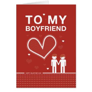 Boyfriend Valentines Day Cards - Greeting & Photo Cards   Zazzle