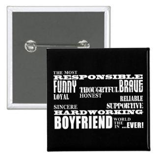 Boyfriends Best & Greatest Boyfriend : Qualities Button