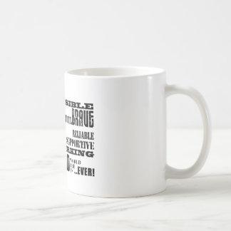 Boyfriends Best & Greatest Boyfriend : Qualities Coffee Mugs