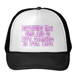 Boyfriends Come And Go Trucker Hat