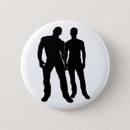 Boyfriends Pinback Button
