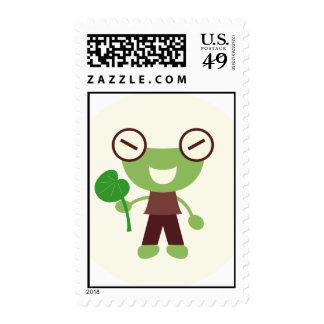 BoyFrog1 Postage Stamp