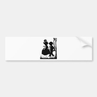 BoyGirl1 Bumper Sticker
