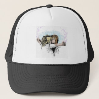 boygirl trucker hat
