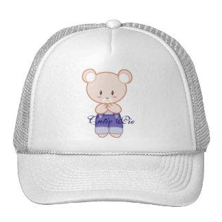 Boyish Bear Trucker Hat