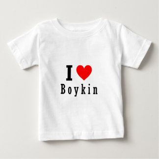 Boykin, Alabama City Design Baby T-Shirt