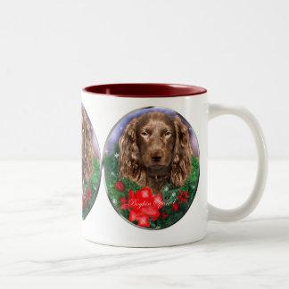 Boykin Spaniel Christmas Gifts Mugs