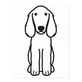 Boykin Spaniel Dog Cartoon Postcard