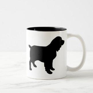Boykin Spaniel Gear Two-Tone Coffee Mug