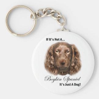 Boykin Spaniel Gifts Keychains
