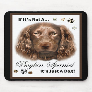 Boykin Spaniel Gifts Mouse Pad