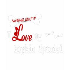 Boykin Spaniel Gifts shirt