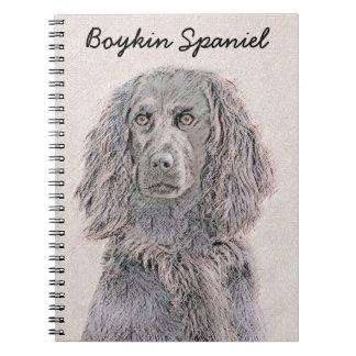 Boykin Spaniel Notebook