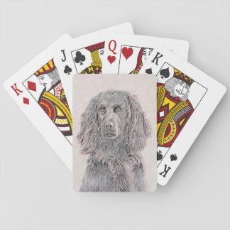 Boykin Spaniel Playing Cards