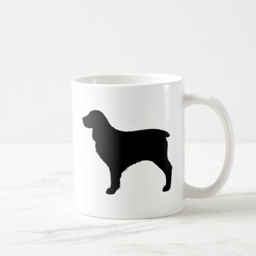 Boykin Spaniel Silhouettes Coffee Mug