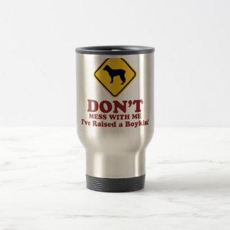 Boykin Spaniel Travel Mug