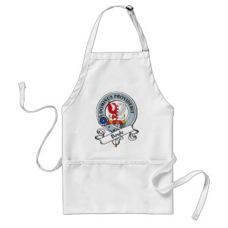 Boyle Clan Badge Aprons