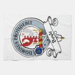 Boyle Clan Badge Hand Towel