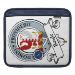 Boyle Clan Badge iPad Sleeve