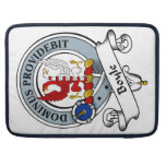 Boyle Clan Badge Sleeves For MacBook Pro