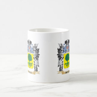 Boyle Coat of Arms - Family Crest Classic White Coffee Mug