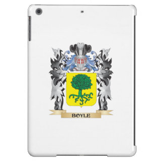 Boyle Coat of Arms - Family Crest iPad Air Cover