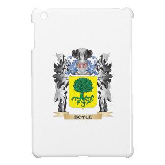 Boyle Coat of Arms - Family Crest iPad Mini Cover