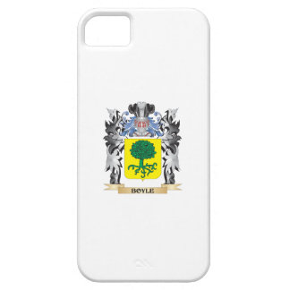 Boyle Coat of Arms - Family Crest iPhone 5 Covers
