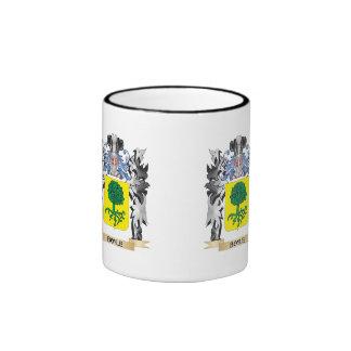 Boyle Coat of Arms - Family Crest Ringer Coffee Mug