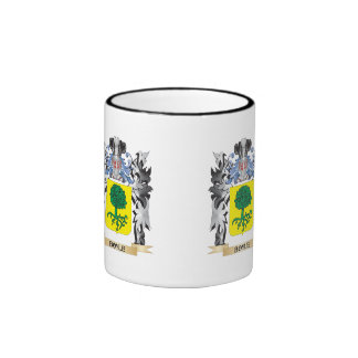 Boyle Coat of Arms - Family Crest Ringer Coffee Mug