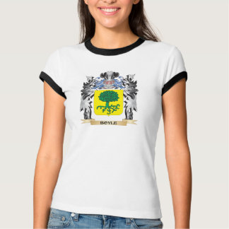 Boyle Coat of Arms - Family Crest Tshirts