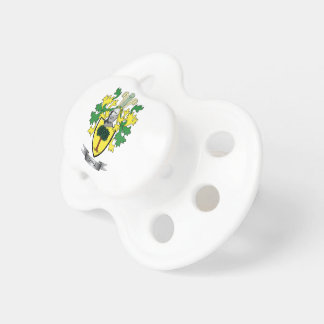 Boyle Coat of Arms Pacifier