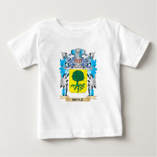 Boyle Coat of Arms Shirts