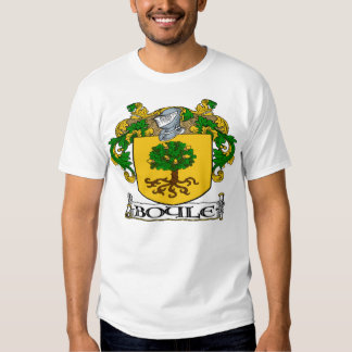 Boyle Coat of Arms Tees