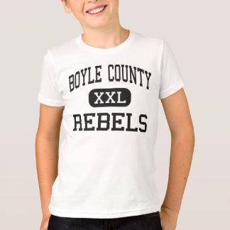Boyle County - Rebels - High - Danville Kentucky T-Shirt