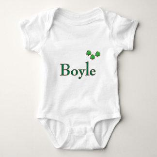 Boyle Family Baby Bodysuit