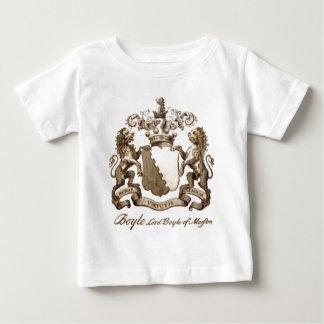 BOYLE FAMILY CREST BABY T-Shirt