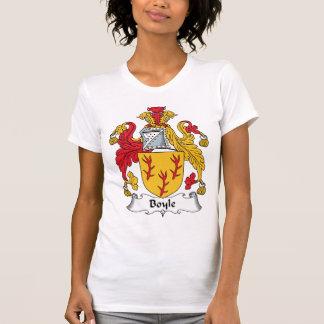 Boyle Family Crest Shirt