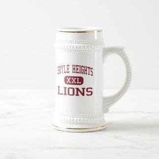 Boyle Heights - Lions - Senior - Los Angeles 18 Oz Beer Stein